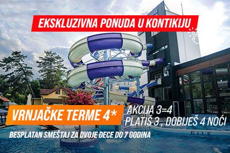 Vrnjacke terme promo levo Bosna